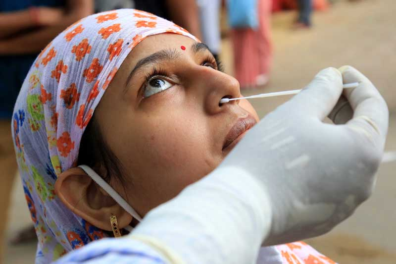 India once again witnesses massive spike: 3980 deaths, 4,12,262 fresh COVID-19 cases registered in past 24 hours
