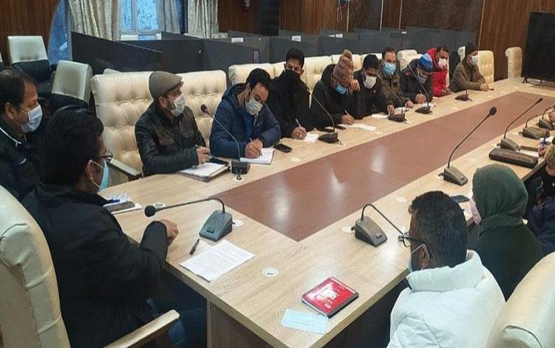 Jammu and Kashmir: DLTF constitutes teams, notifies measures for Bird Flu control in Srinagar