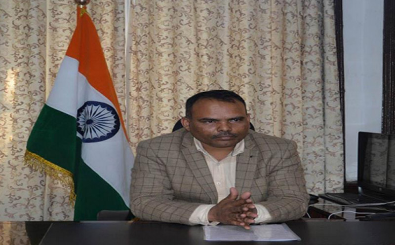 Jammu and Kashmir: Div Com stresses on adequate availability of oxygen