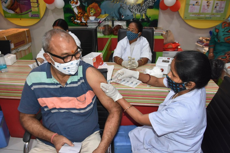 India's Cumulative vaccination coverage exceeds 15.89 cr: Health Ministry