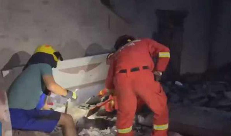 Earthquake hits Southwestern China, 2 die: Reports