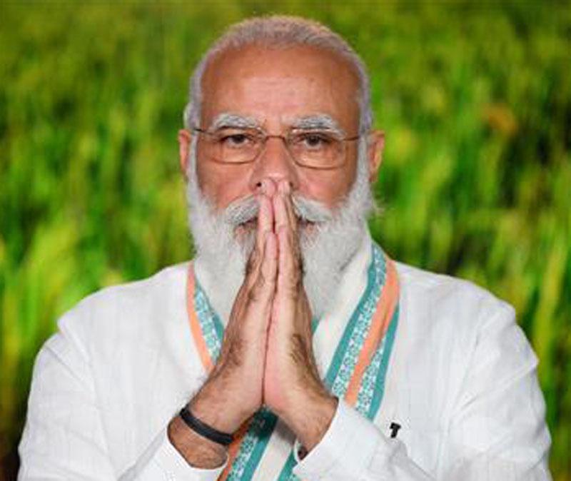PM Modi urges citizens to take part in mementos auction