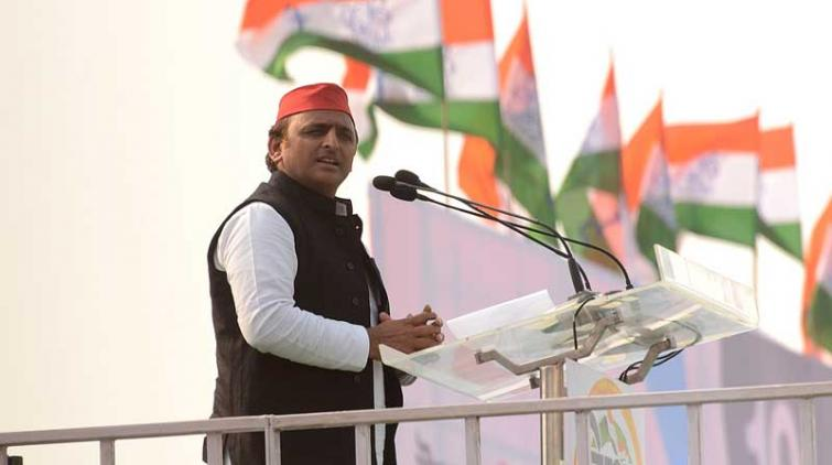 BJP workers, leaders should get first doze of Covid vaccine: Akhilesh Yadav