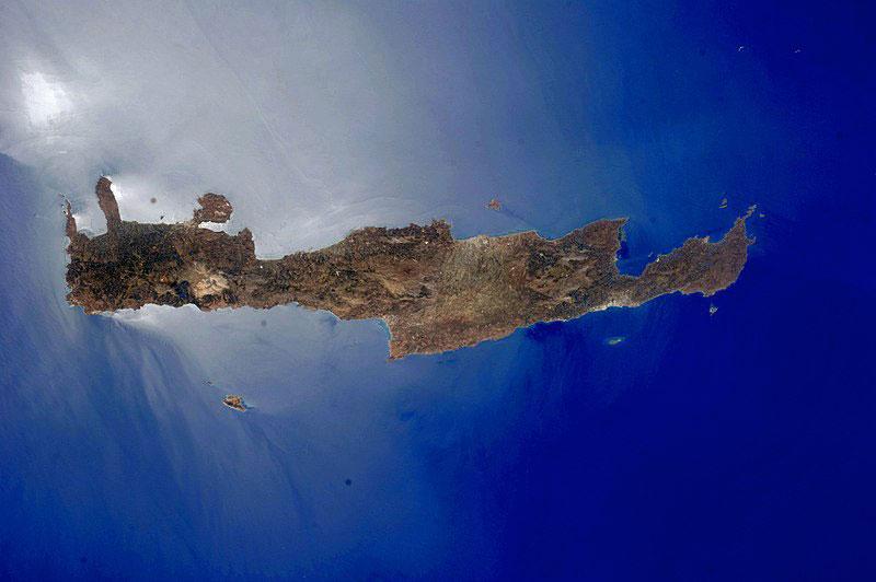 Magnitude 5.8 earthquake leaves one dead in Crete