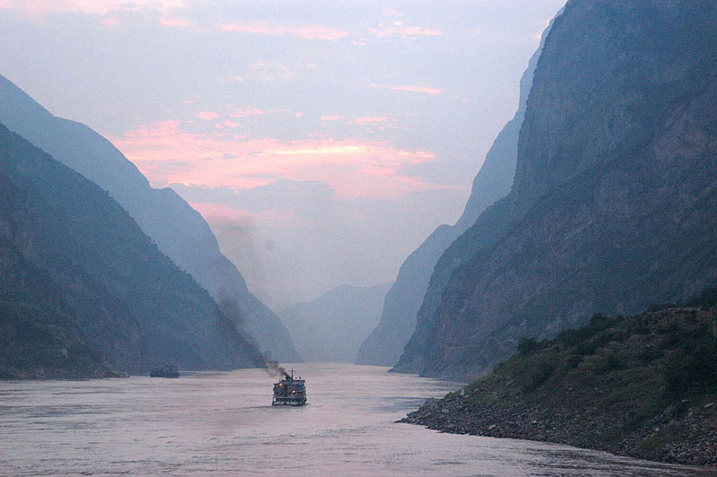 China's biggest river is slowly drying up, warns experts