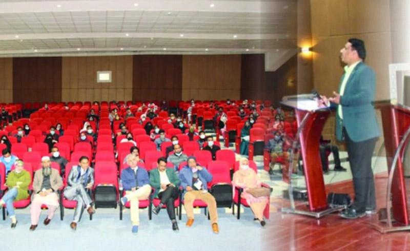 Jammu and Kashmir: Mental health awareness programme held at KU's North Campus