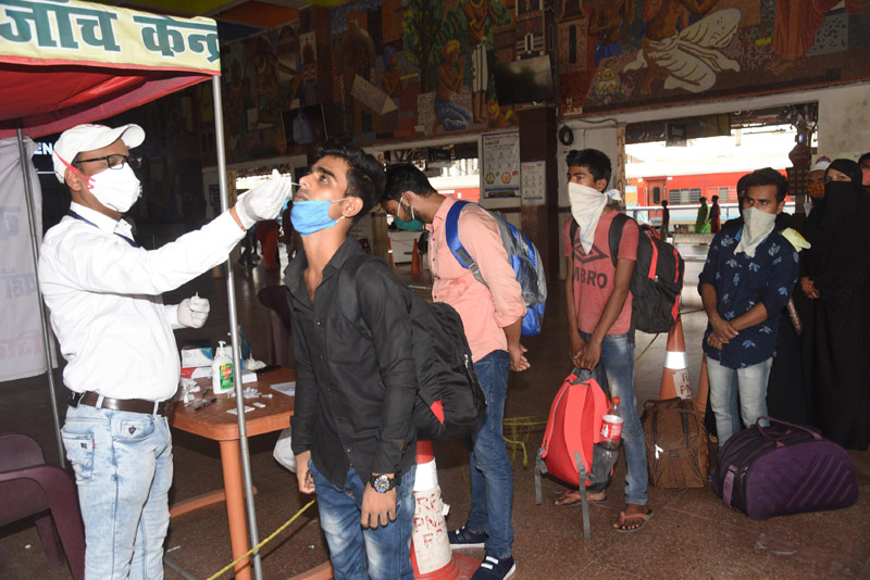 India reports over 1.26 lakh Covid-19 cases, 685 deaths in 24 hours
