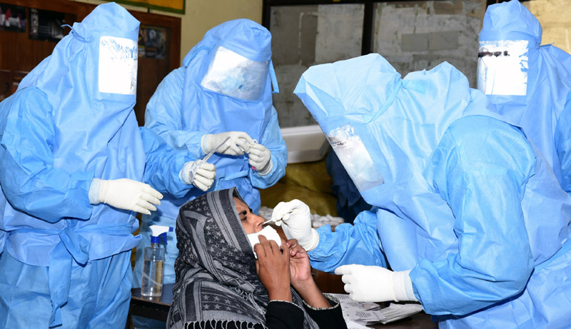 India reports 17,407 new Covid-19 cases