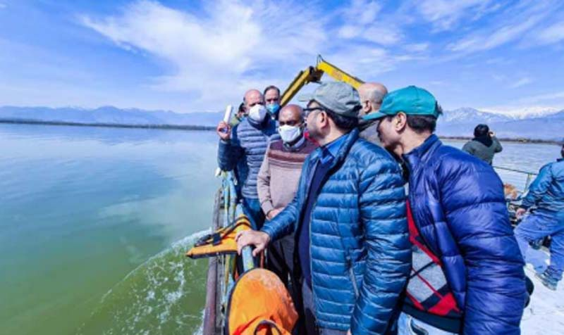 Scale up restoration of Wular: Jammu and Kashmir Water Resources Regulatory Authority to WUCMA - indiablooms