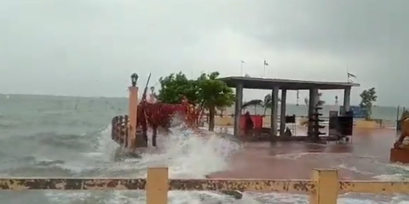 Landfall process of Cyclone Gulab starts: IMD