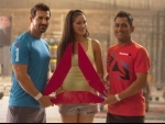 Reebok India launches 'live with fire' campaign