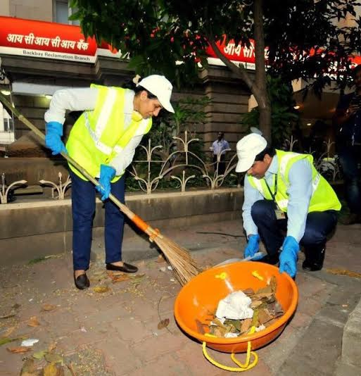 100 branches of ICICI Bank participate in 'Swachh Bharat Abhiyan'