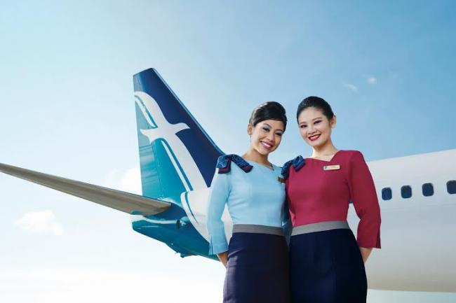 SilkAir crew take to the skies in a new look