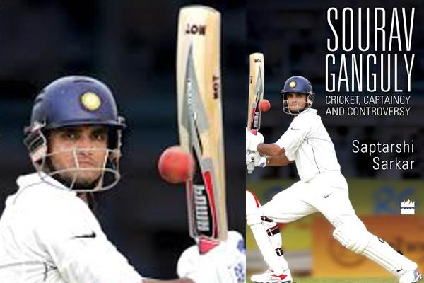 Book on Sourav Ganguly unveiled in Kolkata