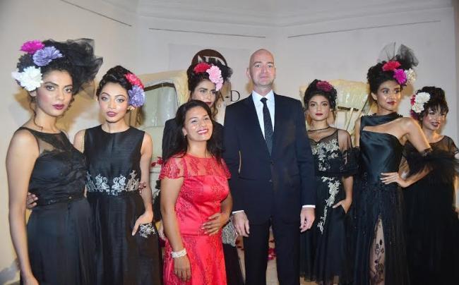 Neeva-D London makes debut in Kolkata