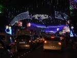 When year-end joy crashes against Yule in Kolkata