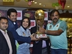 Senco Gold & Diamonds unveils The Bengal Celebrity League Trophy