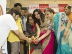 Saree store launches new line themed on Tollywood superhit Bela Seshe