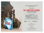 Starmark to launch of Moitrayee Bhaduri's The Sinister Silence