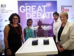 British Council launches Great Debate 2015