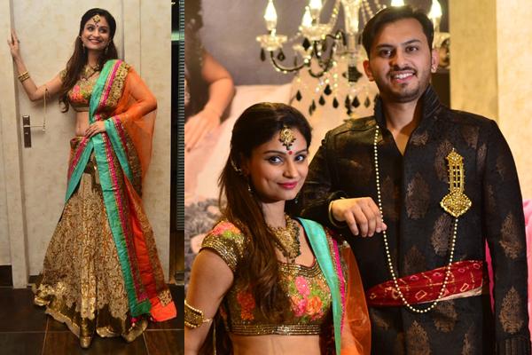 designer jaya mishra inaugurates new rajwada wedding collection in