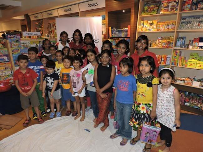 Kolkata's leading bookstore celebrates 'World STORY telling' day