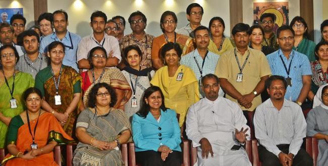 US educator conducts workshop in Kolkata school to help 'slow learners'