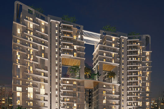 Real estate defines lifestyle and economy of West Bengal