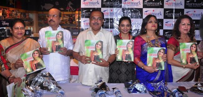 Ananya Banerjee's book on 100 recipes unveiled in Kolkata