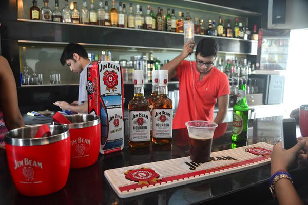 Bourbon inroads in India: A smoky affair