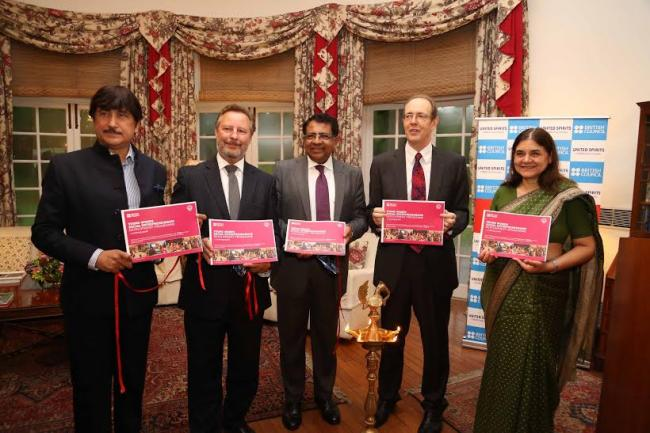 Diageo, United Spirits and British Council launch Phase II of Young Women Social Entrepreneurship Development Programme