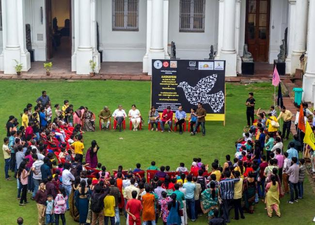 CRY hosts children's day out at The Indian Museum