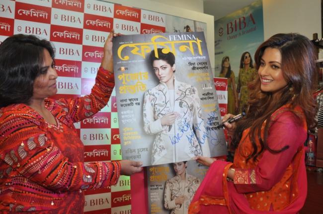 Femina Bangla celebrates festive season with launch of their Pujo Edition