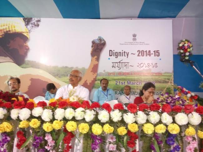 West Bengal hosts 'Dignity-2015'