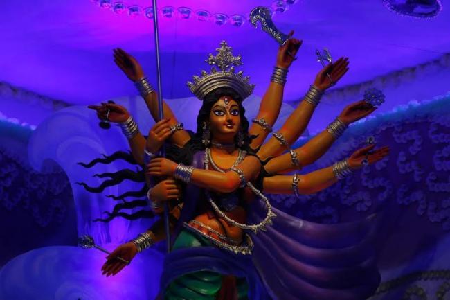 Kolkatans to get soaked into festivity on Mahashashti