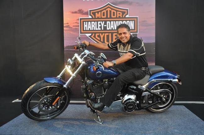 Harley-Davidson kicks off 5th anniversary celebration in India