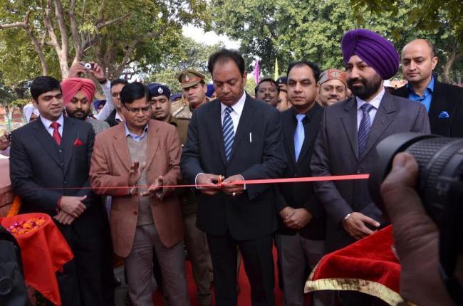 Honda adopts Traffic Park in Chandigarh
