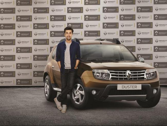 Renault India signs Ranbir Kapoor as brand ambassador