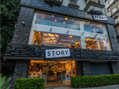 Consumers find influx of modern lifestyle in urban bookstores