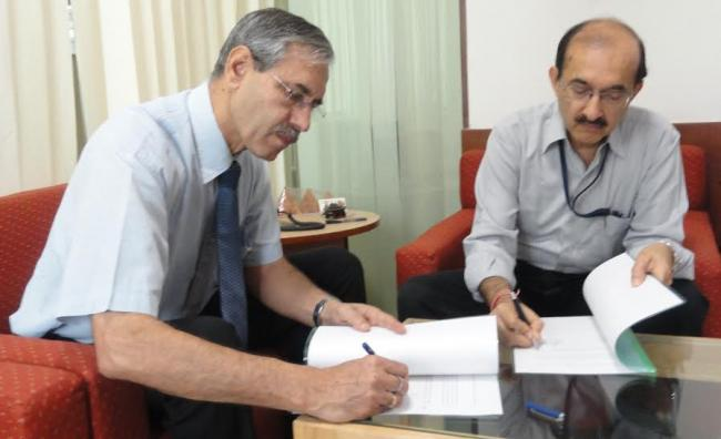TERI University signs MoU with Centre