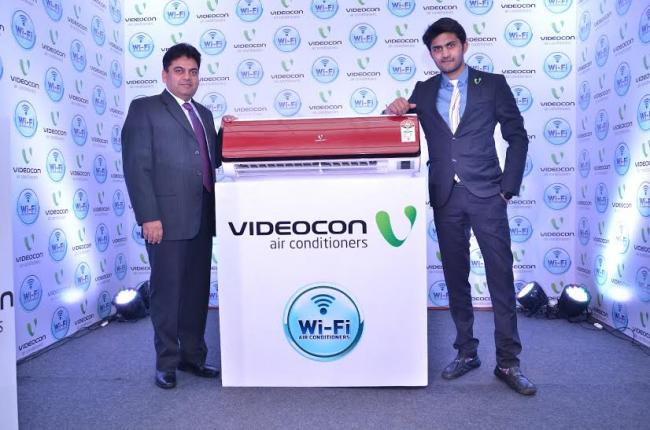 Videocon launches revolutionary Wi-Fi enabled AC range