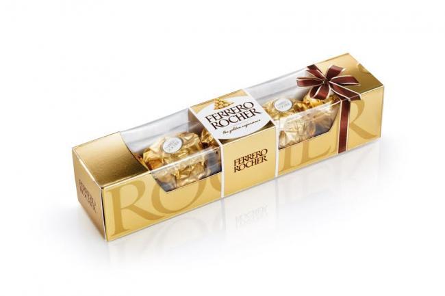 Ferrero Rocher unveils its new brand identity