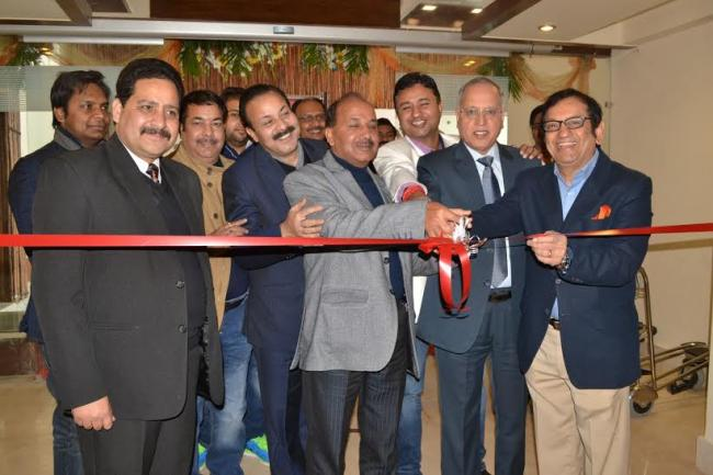 Roots Corporation Ltd. launches first Ginger Hotel in Katra