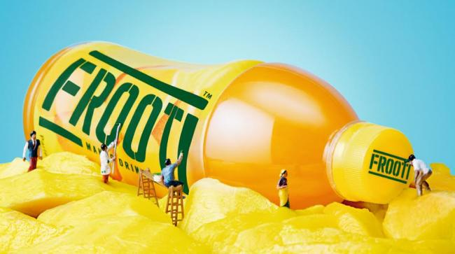 Parle Agro marks 30 glorious years of Frooti with a refreshed look