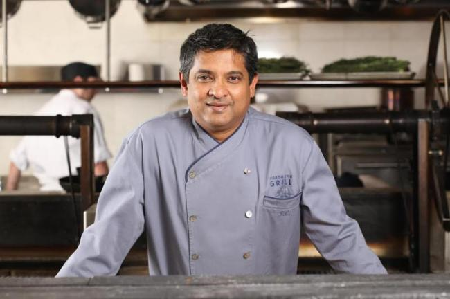 Floyd Cardoz: Telling stories through food