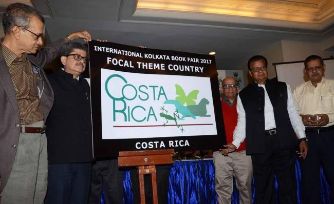 international kolkata book fair 2017 focal theme country costa rica