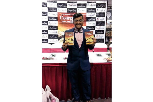 Confessions on an Island: Ayan Pal's solo debut novel