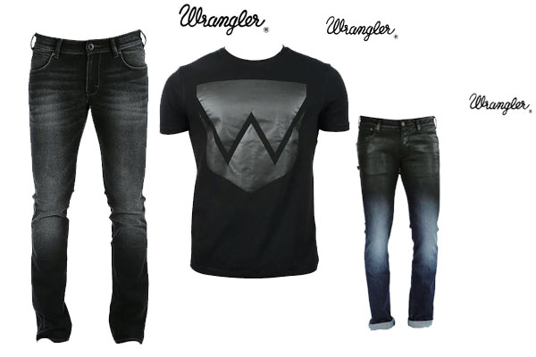 Wrangler introduces its all new black collection