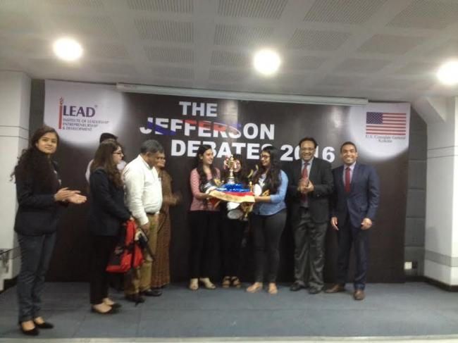 Leading Kolkata colleges battle it out at the Jefferson Debates