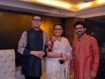 In mellifluous conversation with Lopamudra Mitra and Joy Sarkar